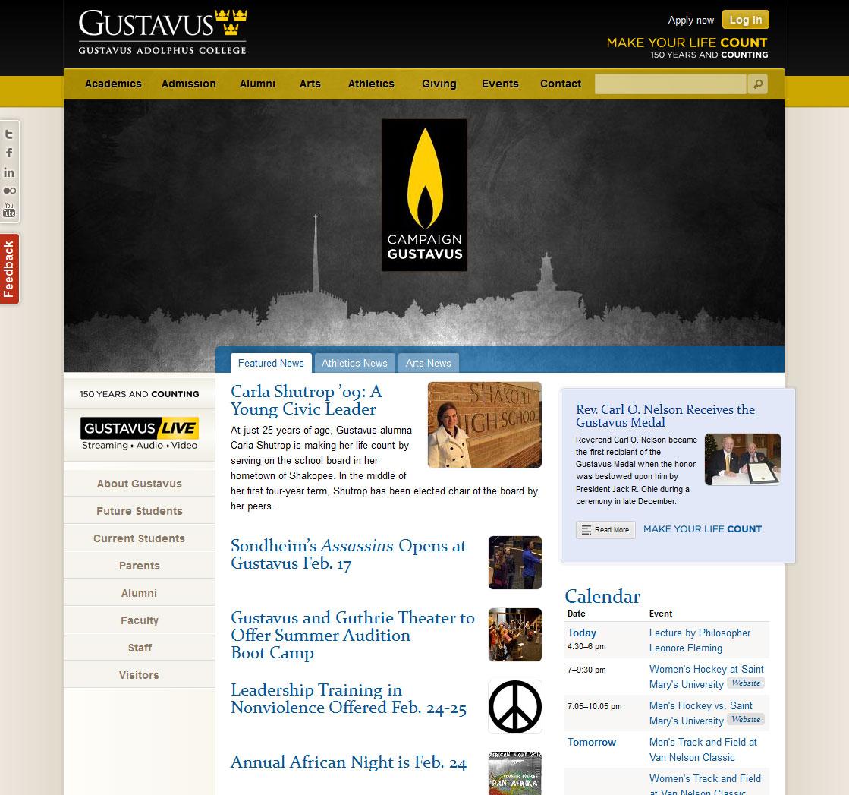 gustavus-homepage-2012-02-10